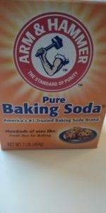 Baksoda (baking soda)