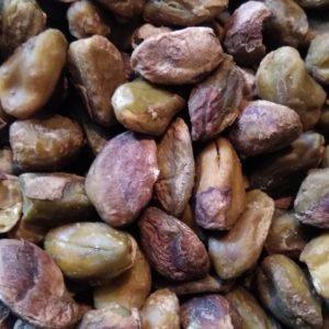 pistache nootjes roosteren