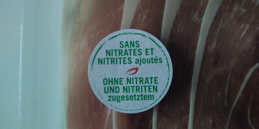 Ham zonder nitriet