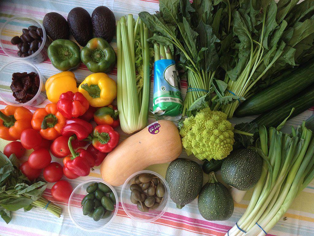 Keto groenten