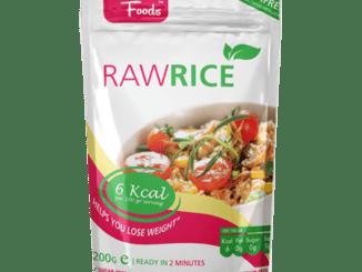 Konjac RAWRICE rijst