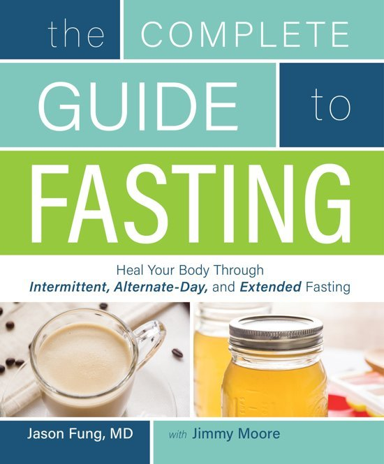 Guide to fasting Jason Fung