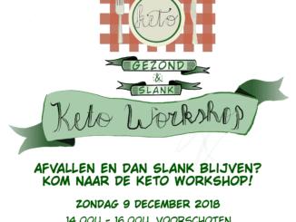 keto workshop 9 december voorschoten