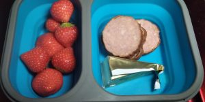 Low carb kids Lunchdoos