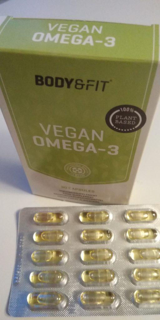 Omega 3 supplement (algenolie)
