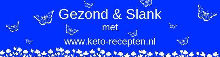 Lente banner keto-recepten.nl